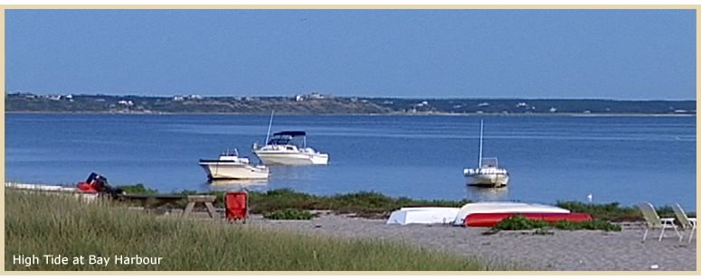 Cape Cod Water Front Properties Provincetown