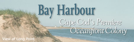 Bay Harbour Cape Cod Ocean front Homes